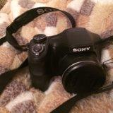 Sony cuber-shot dsc-h100. Фото 2.