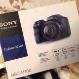 Sony cuber-shot dsc-h100. Фото 4.