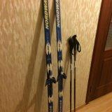 Лыжи детские nordway. Фото 1.