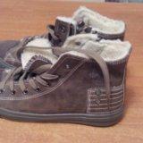 Спортивная обувь зимняя высокая. Фото 1. Екатеринбург.