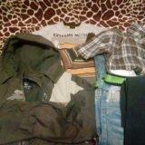 Пакет одежды на мальчика. Фото 1.