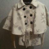 Дизайнерское пальто. Фото 1. Ижевск.