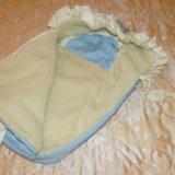 Зимний конверт для новорожденного. Фото 2. Саратов.
