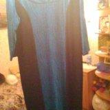 Платье 56 размер. Фото 1. Москва.