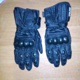 Перчатки для мотоциклиста. Фото 2. Сочи.