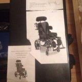 Кресло коляска для инвалидов дина новая. Фото 3. Москва.