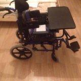 Кресло коляска для инвалидов дина новая. Фото 1. Москва.