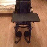 Кресло коляска для инвалидов дина новая. Фото 2. Москва.