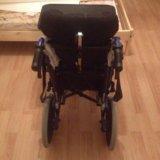 Кресло коляска для инвалидов дина новая. Фото 4. Москва.