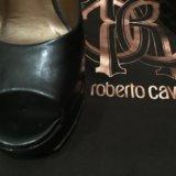 Туфли италия roberto cavalli, оригинал, р 39 на 38. Фото 3. Красногорск.