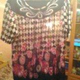 Блузка 56-58 размер. Фото 1. Москва.