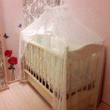 Детская кровать. Фото 2. Селятино.