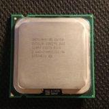 Процессор intel core 2 duo. Фото 1. Электросталь.