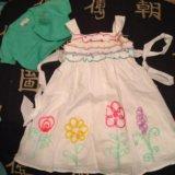 Новое праздничное платье с болероchildren's place. Фото 4.