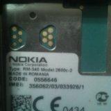 Nokia 2600c-2. Фото 4.
