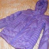 Куртка для беременных ( комбинезон в подарок). Фото 1. Саратов.