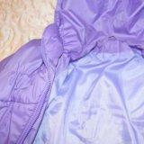 Куртка для беременных ( комбинезон в подарок). Фото 3. Саратов.