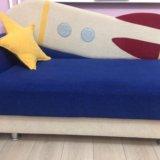 Детский диван ракета. Фото 2.
