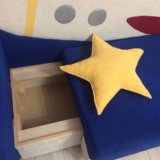 Детский диван ракета. Фото 3.
