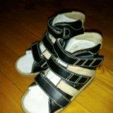 Ортопедические сандалии ортек, ortek. Фото 1. Махачкала.
