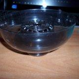 Ваза для экебаны и зеленая вазочка. Фото 2.