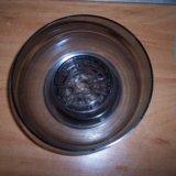 Ваза для экебаны и зеленая вазочка. Фото 3.