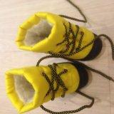 Ботинки зимние детские. Фото 4.
