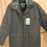 Куртка мужская зимняя новая. Фото 4.