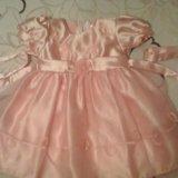 Платье , цвет персик. Фото 1. Сургут.