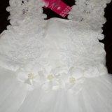 Новогоднее платье для принцессы. Фото 4.
