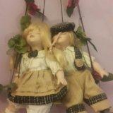 Куклы фарфоровые. Фото 1. Санкт-Петербург.