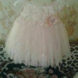 Нарядное платье. Фото 2.