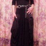 Платье турецкое впол. Фото 2. Санкт-Петербург.
