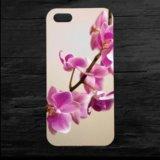 Чехол для iphone 4 и 4s орхидея. Фото 1. Москва.