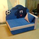 Детский диван смешарик крош. Фото 1. Омск.