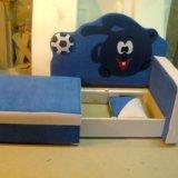 Детский диван смешарик крош. Фото 2. Омск.