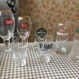 Пивные бокалы. Фото 1.