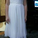 Платье  для девочки. Фото 3. Долгопрудный.