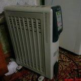 Радиатор маслянный (обогреватель). Фото 1.