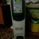 Радиатор маслянный (обогреватель). Фото 2.