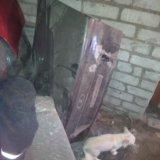 Приора седан задняя крышка багажника. Фото 1.