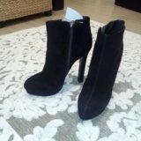 Ботинки basconi. Фото 1.