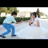 Свадебное платье. Фото 3. Люберцы.