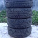 Michelin x-ice 195/65r15. Фото 4.