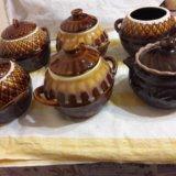 Горшочки для приготовления вкусных блюд в духове. Фото 2.
