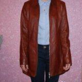 Куртка женская (натуральная кожа), р. 42-44. Фото 1. Санкт-Петербург.