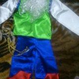 Продам детский костюм(гном). рост от 5 до 7 лет.. Фото 1. Челябинск.