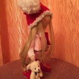 Интерьерная куколка снежа. Фото 2. Мончегорск.