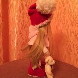 Интерьерная куколка снежа. Фото 3. Мончегорск.