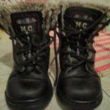 Сапоги/ ботинки зимние. Фото 2. Краснодар.